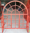 Arch Window Frames