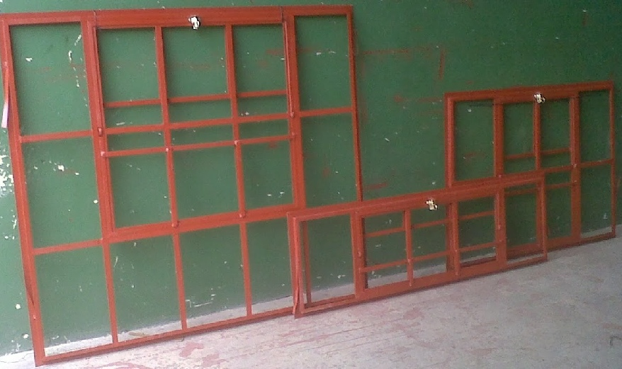 Industrial Window Frames